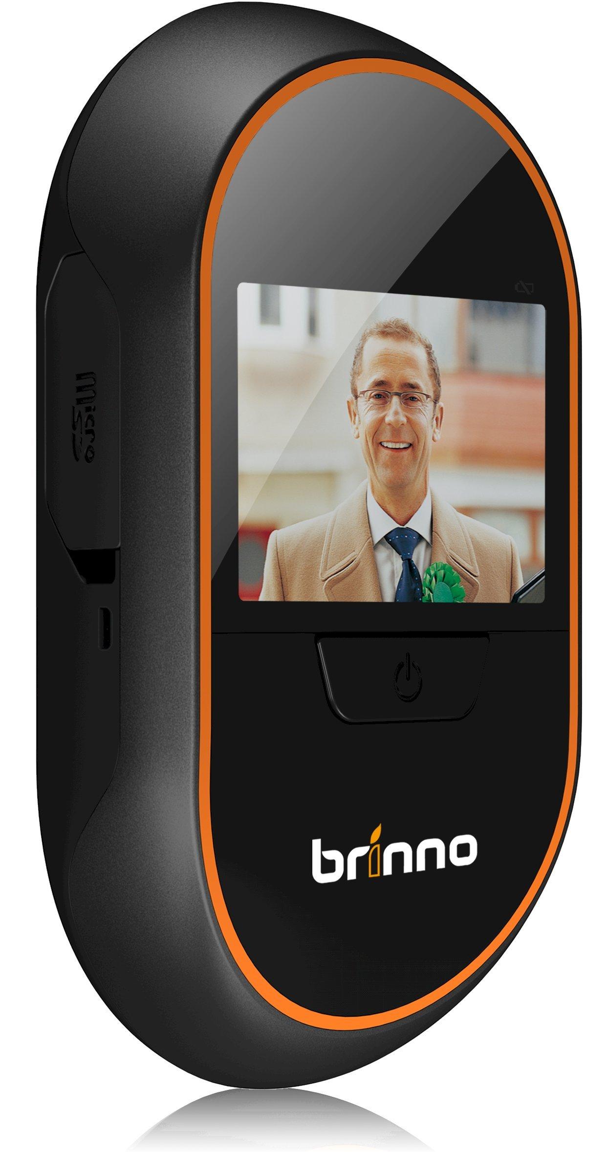 Brinno PHVMAC Motion Activated Hidden Front Door Camera