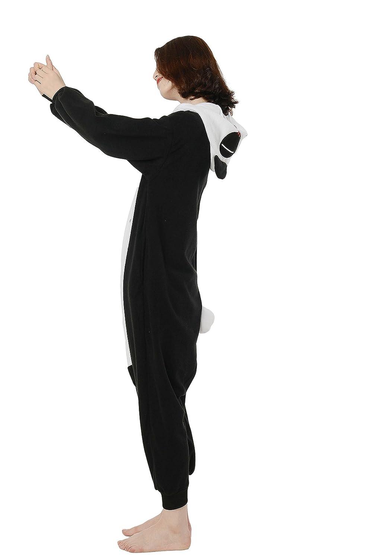 Pijama Oso Panda Animal Cuerpo Entero Mujer Familiar Navidad Halloween Disfraz: Amazon.es: Ropa y accesorios