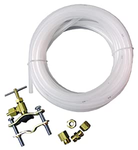 Watts K-1 Polyethylene Icemaker Kit, 25-Feet