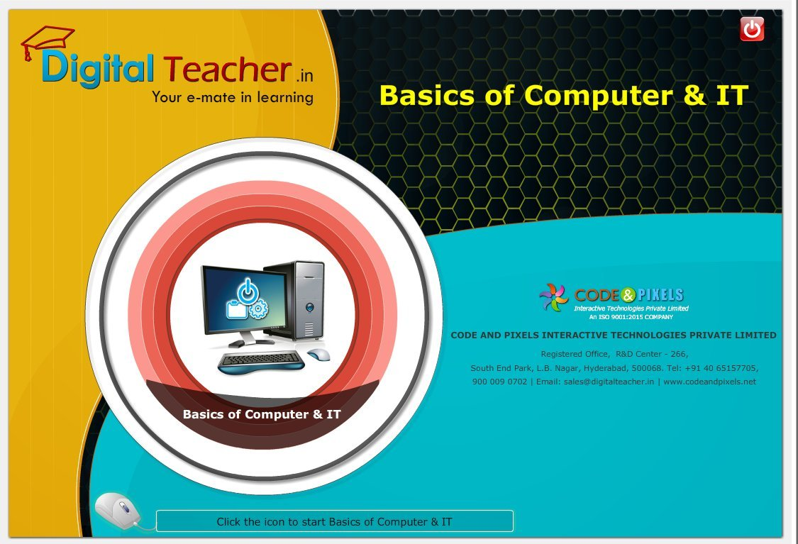 Digital Teacher - Basics of Computers: Amazon in: Software