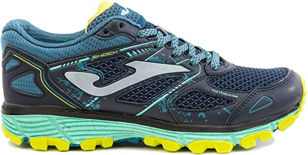 Zapatillas Shock Mujer Marino (Numeric_40): Amazon.es: Zapatos y complementos