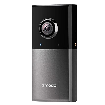Zmodo Sight 180 Outdoor 1080P Full HD, cámara de vigilancia inalámbrica WiFi Cámara IP para