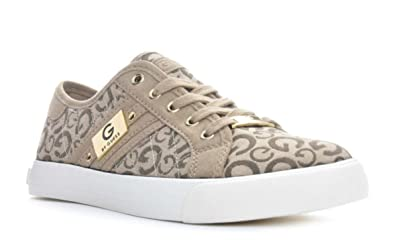 new style 82944 21842 Amazon.com | G by GUESS Ohliah Lace-Up Sneakers Women's ...