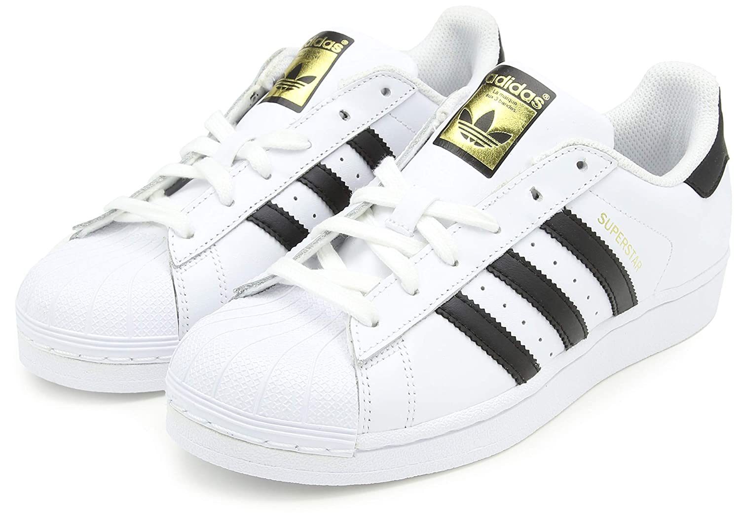 new style 28e1e 1cde9 Amazon.com | adidas Originals Kids' Superstar Sneaker | Sneakers