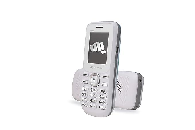 Micromax X072  White  Basic Mobiles