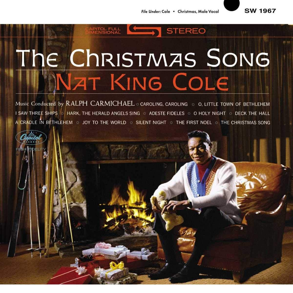 The Christmas Song (Expanded Edt.) - Nat King Cole: Amazon.de: Musik