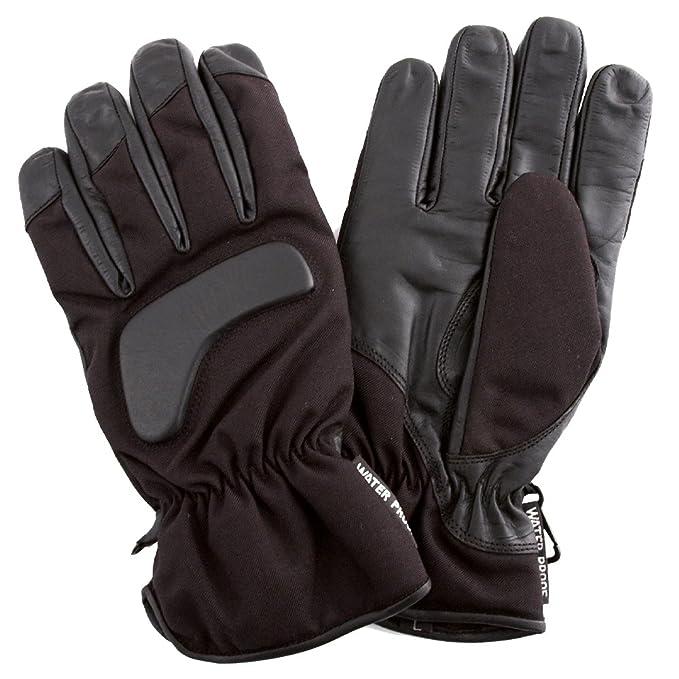 Black Roleff Racewear 250 Leather Motorcycle Trousers 34