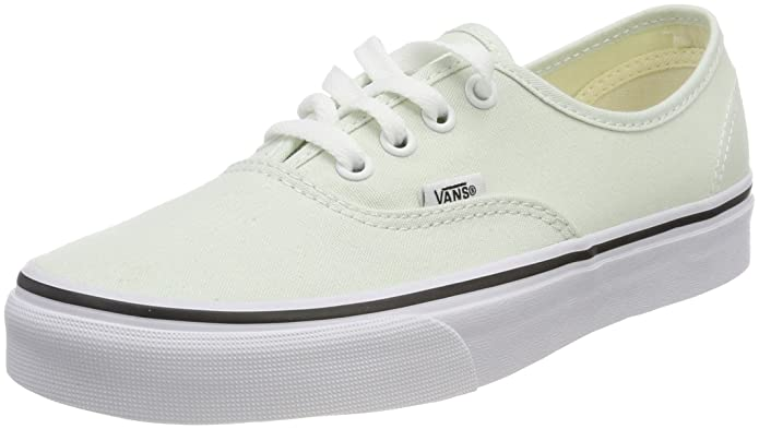 Vans Damen Authentic Sneakers Grün