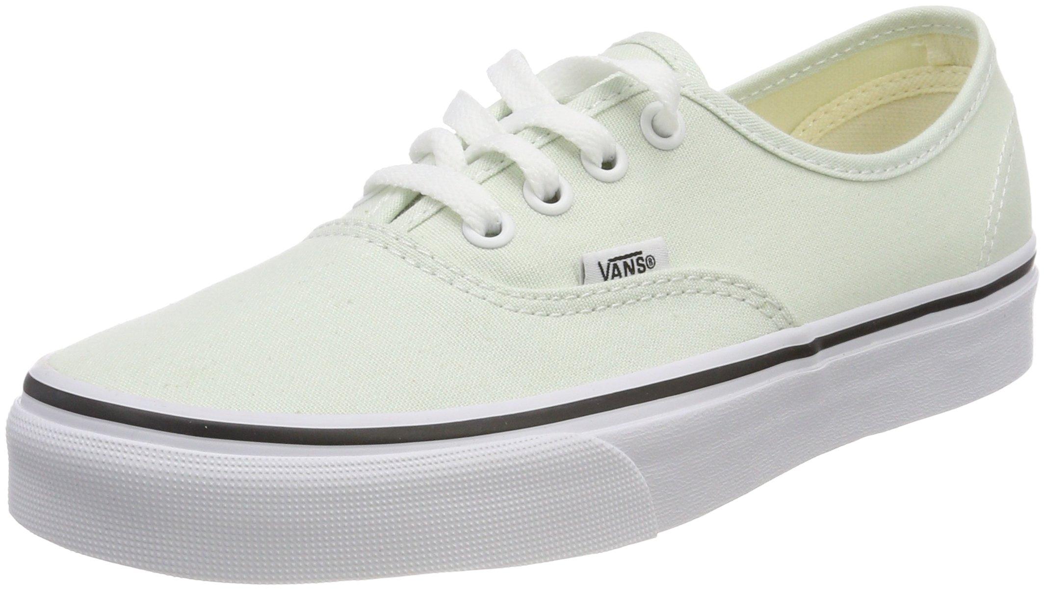 Galleon - Vans Authentic Unisex Shoes Womens Skateboarding-Shoes  VN-0A38EMQ6L 7.5 - Blue Flower True White 3635eed81