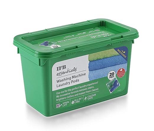 IFB Essentials Washing Machine Laundry Pods - 490 ml