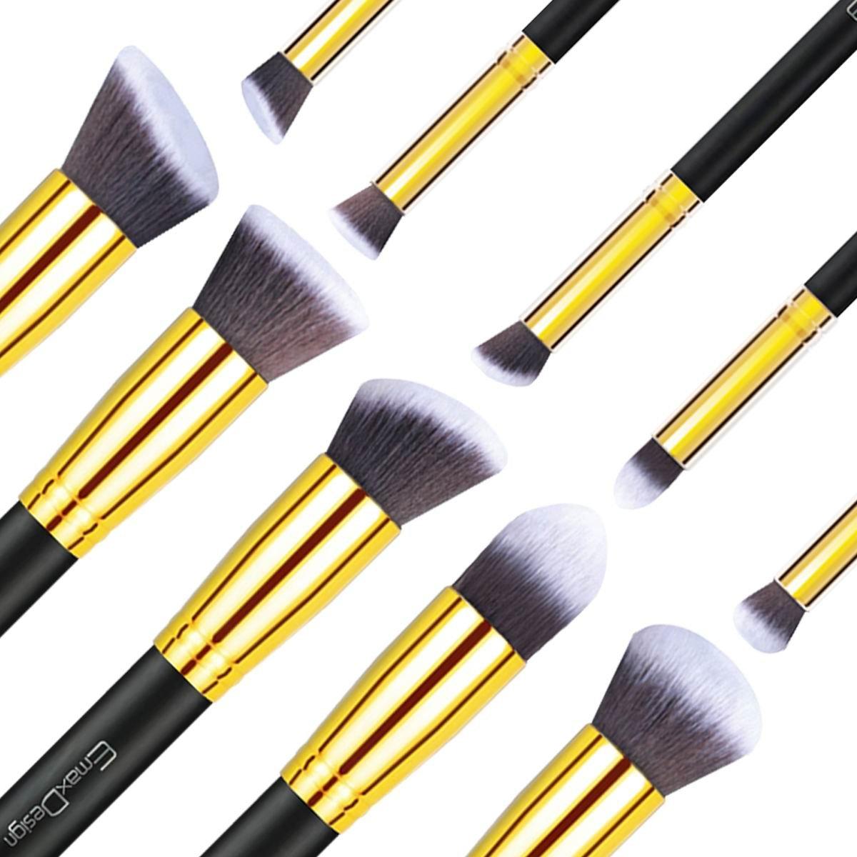 Juego de brochas de maquillaje kabuki por solo 10,99€