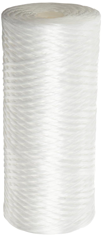 Pentek WPX25BB97P String Wound Polypropylene Filter Cartridge 10 x 4.5 25 Microns