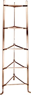 product image for Enclume 5-Tier Unassembled Gourmet Cookware Stand, Brushed Copper