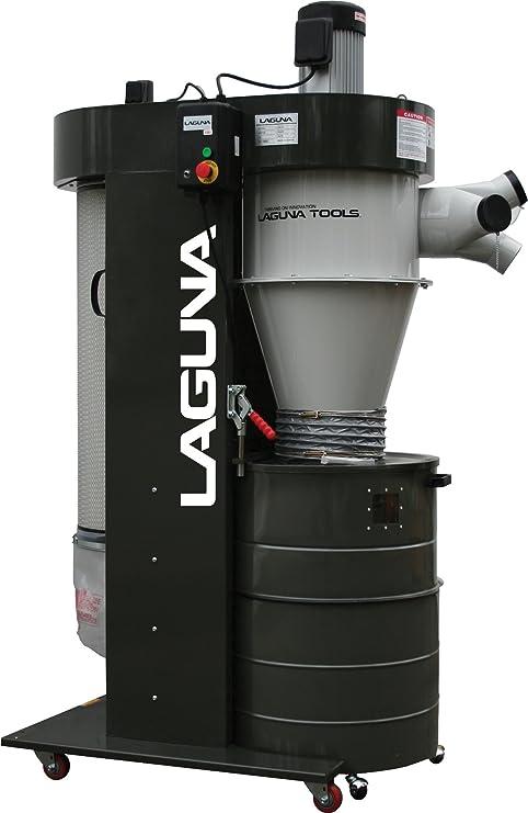 Amazon.com: Laguna Tools mdc0680 3 HP Cyclone Auto Clean ...
