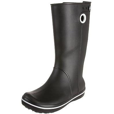 02ccd35d6f25e3 crocs Women s Crocband Jaunt Rain Boot