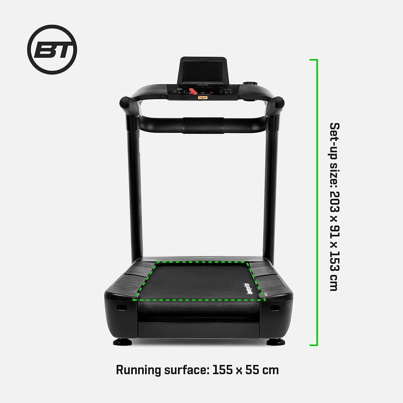 BT BODYTONE - EVOT4 - Cinta de Correr Profesional para Fitness con ...