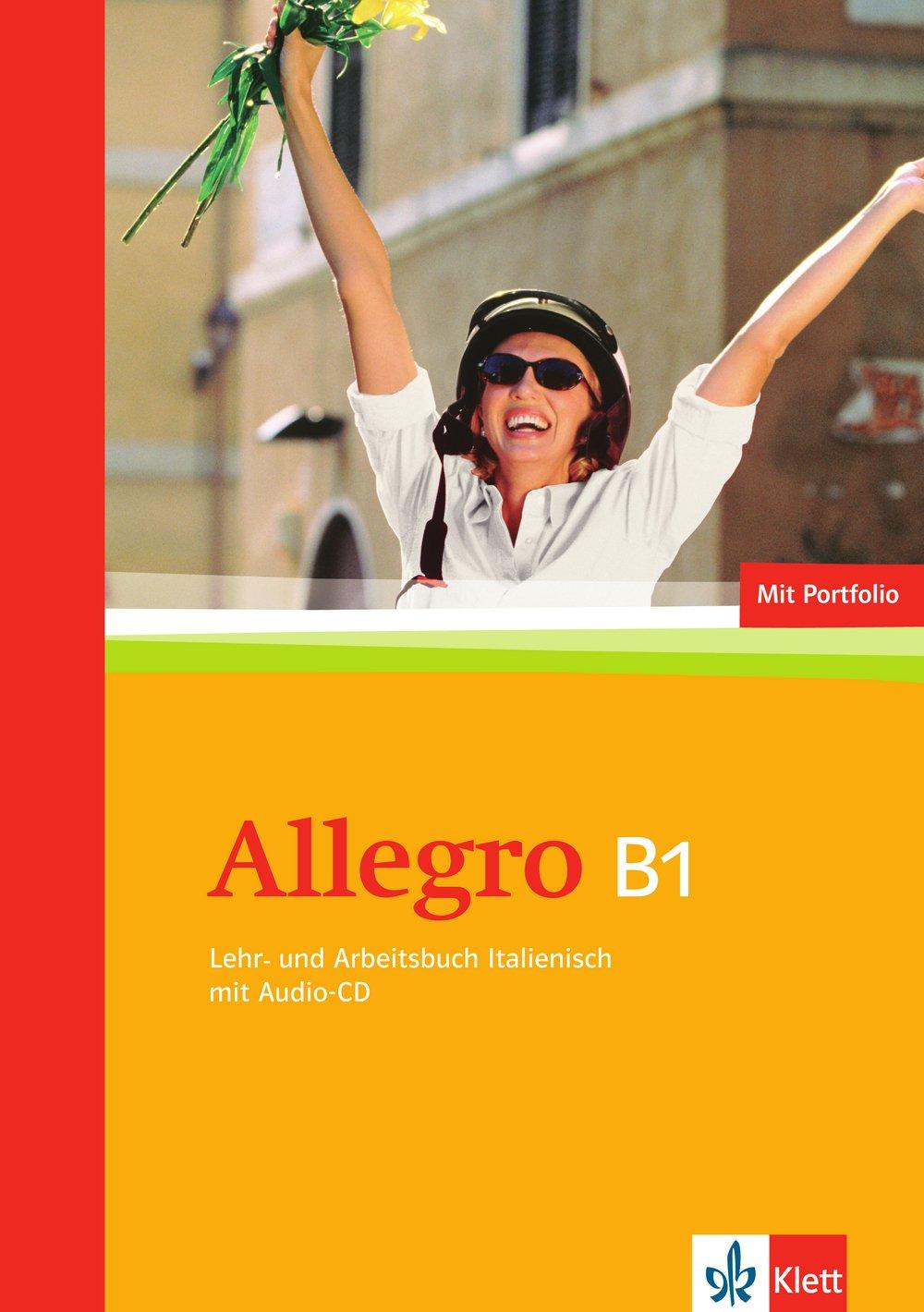 Allegro B1: Lehr- und Arbeitsbuch + Audio-CD