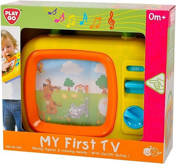 PlayGo 2196 – Baby Juguete Mi Primer televisor: Amazon.es: Juguetes y juegos