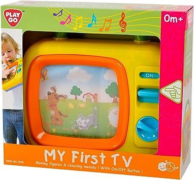 PlayGo 2196 – Baby Juguete Mi Primer televisor: Amazon.es ...