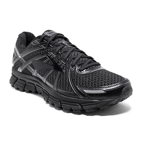 3376a45d49b Brooks Adrenaline GTS 17 Black Anthracite Men s Running Shoes ...