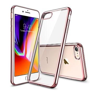 carcasa iphone 8 transparente