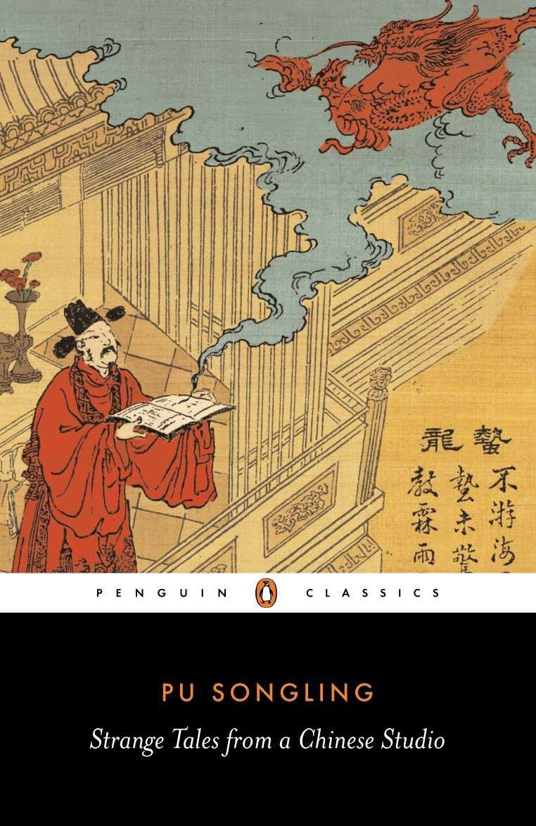 Strange Tales From A Chinese Studio  Penguin Classics