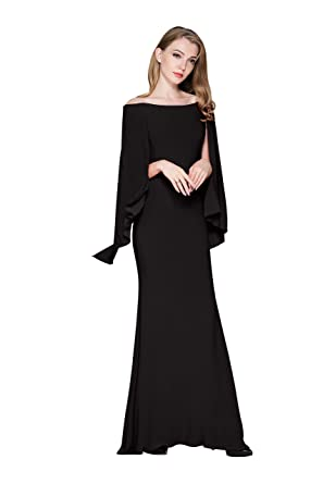 Chengdeyou Womens Off Shoulder Cocktail Club Bodycon Formal Evening