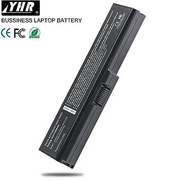 YHR Toshiba PA3817U-1BRS Bateria de Laptop para Toshiba Satellite C660 C660D C650 C650D C655