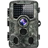 Distianert DH-8 850 Hunting & Game Camera for Wildlife Monitoring & Home Security 16MP - 2.4 LCD Display
