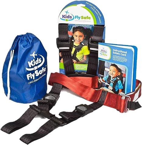 Cares- Cinturón infantil para avión: Amazon.es: Bebé