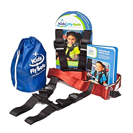 Child Airplane Travel Harness - The Best Harness for Traveling