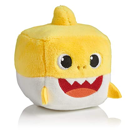 fb52a341f Amazon.com: WowWee Pinkfong Baby Shark Official Song Cube - Baby Shark:  Toys & Games