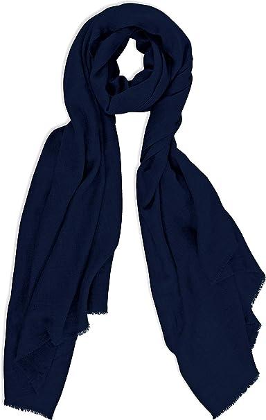 Turkish cotton//cashmere blend pashmina scarves*Pashmina
