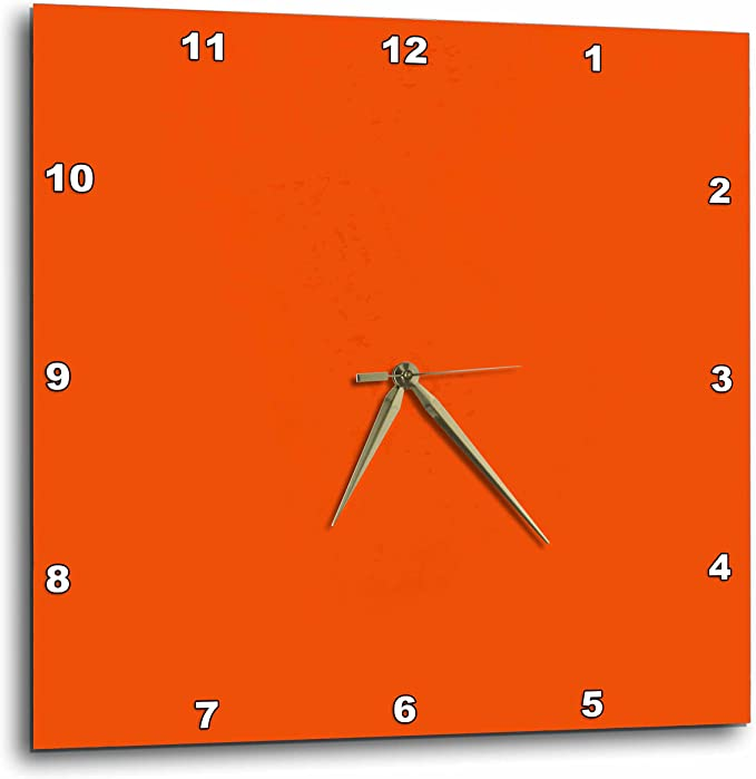 DPP/_17889/_3 Wall Clock 15 by 15-Inch 3dRose Circle Around