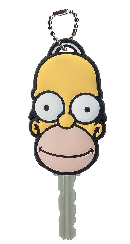 The Simpsons Homer Face PVC Cubierta de la Teclahttps://amzn.to/2YMIUsi