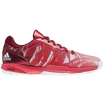 Badminton Adidas Instinkt W7 Rose Femme Baskets Performance Pour IWEH29D