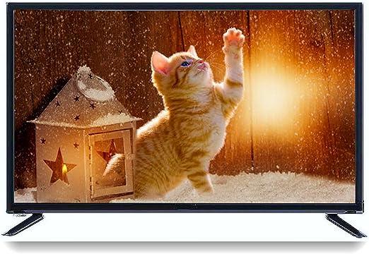 Bewinner Smart TV de 32 Pulgadas, HDR LCD WiFi inalámbrico TV vía satélite TV 45W: Amazon.es: Electrónica