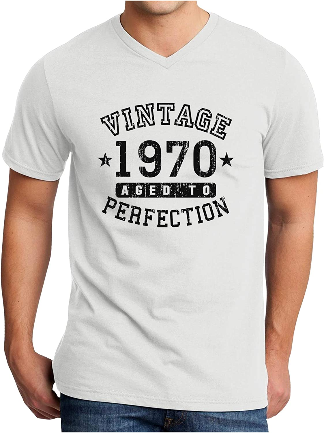 49th Birthday Gift Present Year 1970 Took Years Funny Unisex T-Shirt Tee