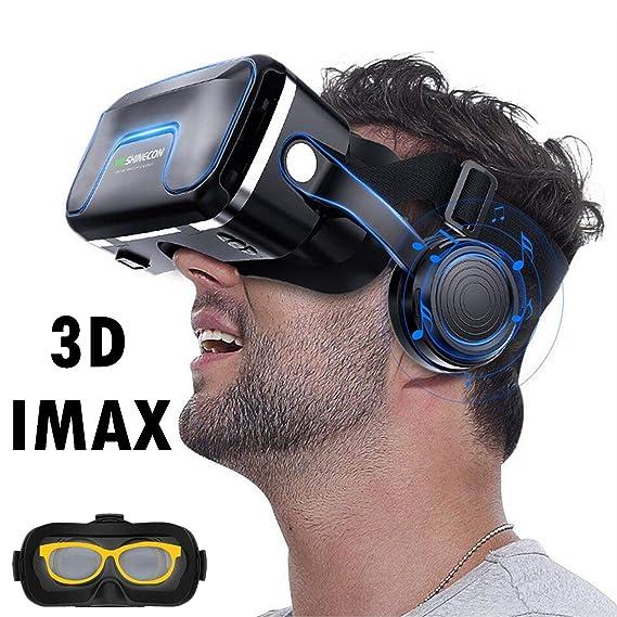 3f52472ed09 Amazon.com  VR Headset Goggles
