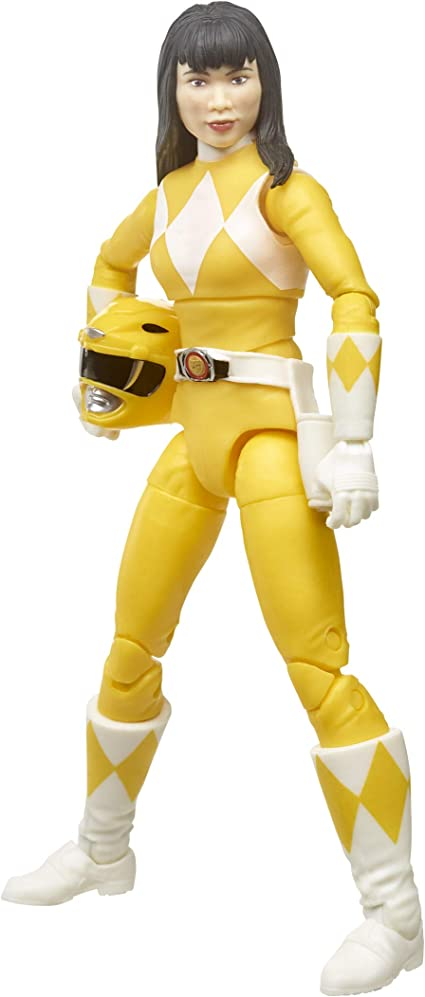 Power Rangers Lightning Collection Yellow Ranger 6-Inch Action Figure IN STOCK