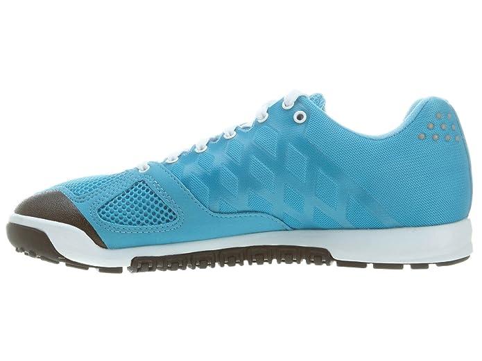 6154282d1921 Reebok Womens CrossFit Nano 2.0 Buzz Blue-Techy Red-White Athletic Shoes -  size 9 B(M) US  Amazon.ca  Shoes   Handbags