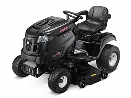 Amazon com : Troy-Bilt XP 547cc Foot Hydro Transmission 46-Inch FAB