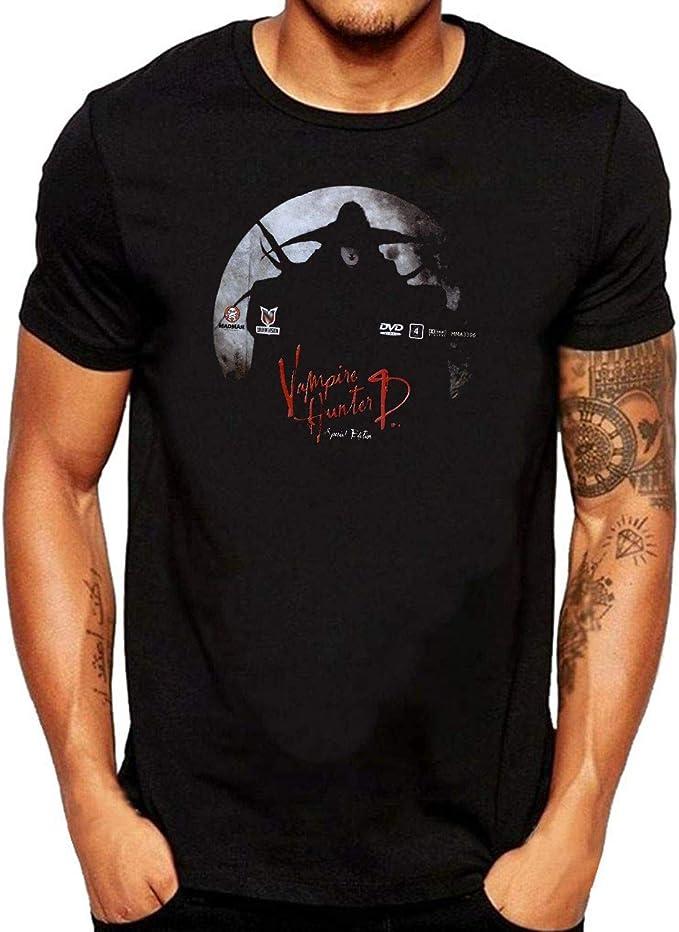 vampire hunter d camiseta hombre