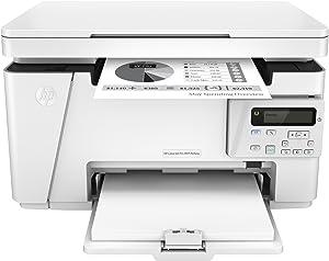 HP LaserJet Pro M26nw Printer, White