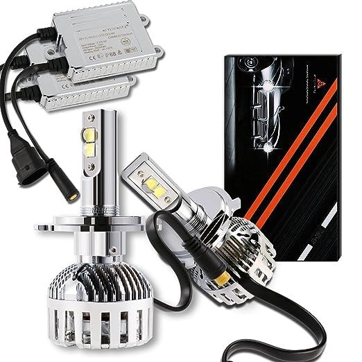 15 opinioni per LED Retrofit Conversion Kit Accessori, AFTERPARTZ® XH-6- 72W 12000LM 6000K