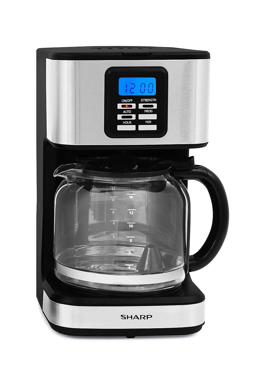 Sharp sa-bc2002i cafetera de Filtro, 900 W, 1.8 litros ...