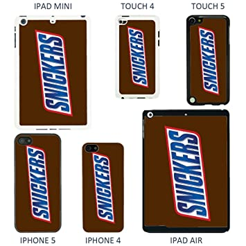 Chocolate Wrappers Funda Para Apple T2 Snickers Amazon Es