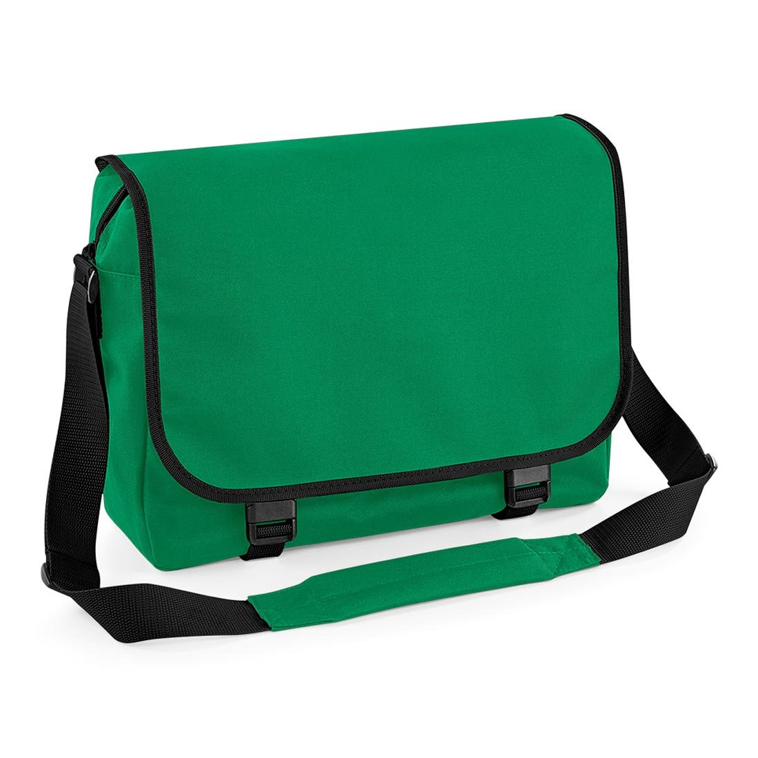 BAGBASE MESSENGER BAG IN 12 GREAT COLOURS BAGBASE MESSENGER BAG (BLACK) penship 0P-4ACK-A9GS