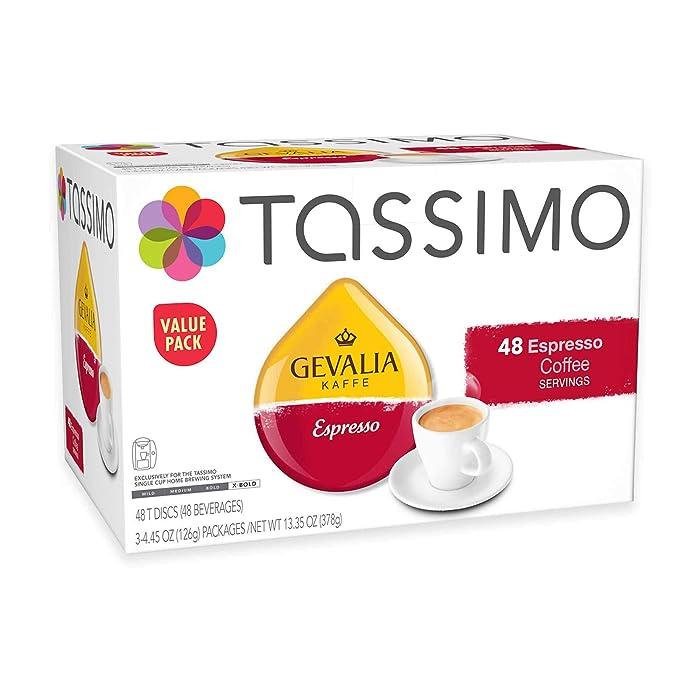 Top 8 Tassimo Hot Beverage System