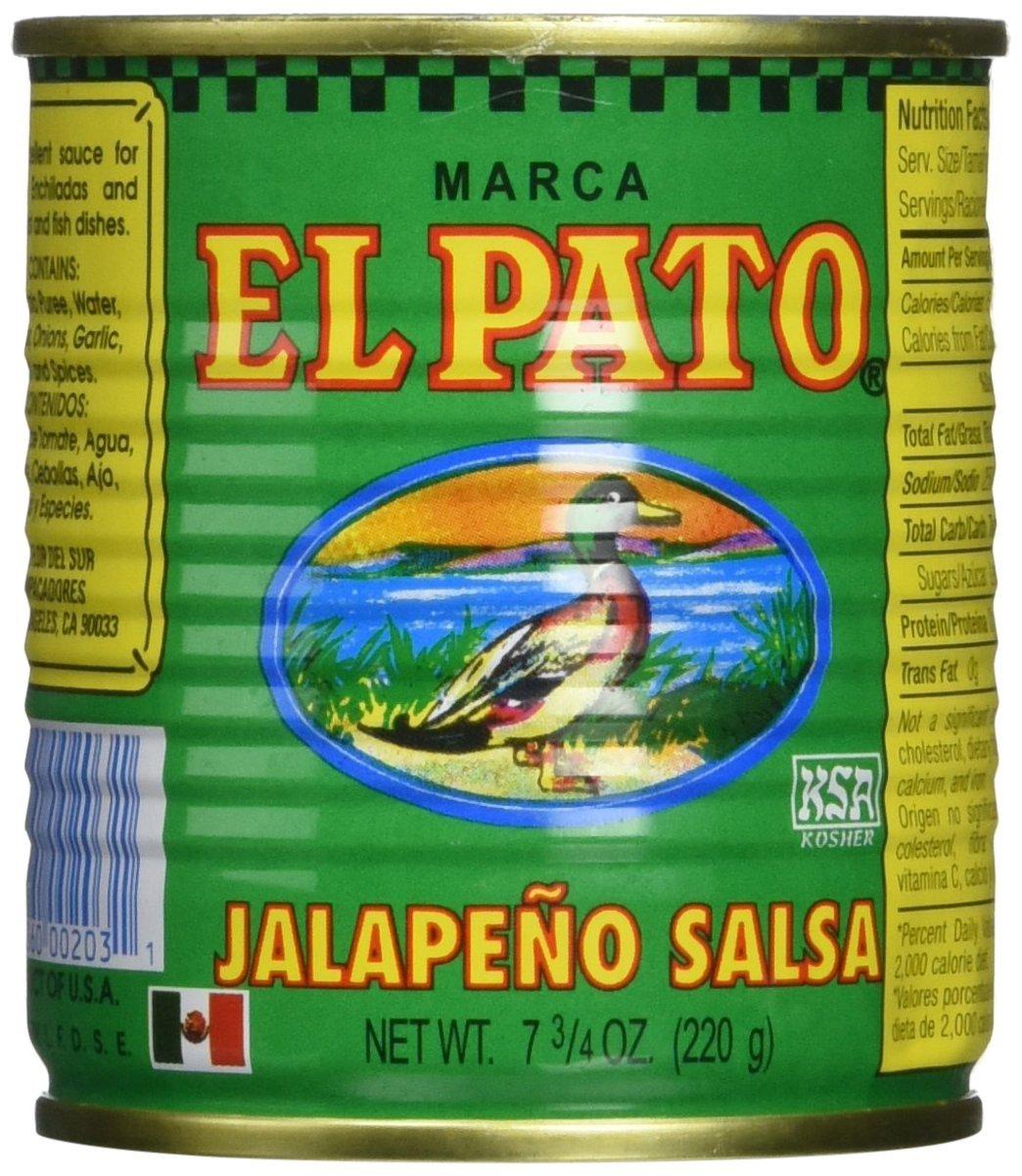 El Pato Sauce Tmo Jalapeno